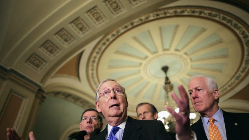 Congresistas de Estados Unidos (Foto por Chip Somodevilla / Getty Images)
