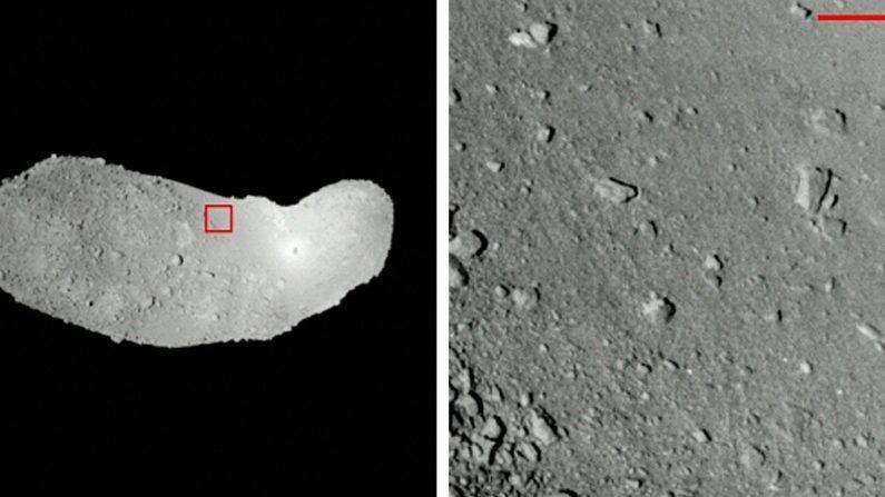Ya hay planes concretos para enviar satélites para extraer minerales y metales preciosos de meteoritos. (AFP/AFP/Getty Images)