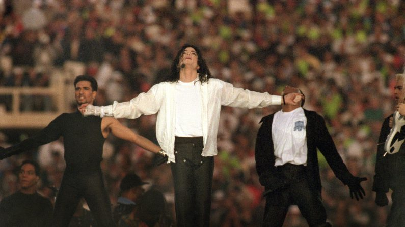 Michael Jackson (foto  George Rose/Getty Images)