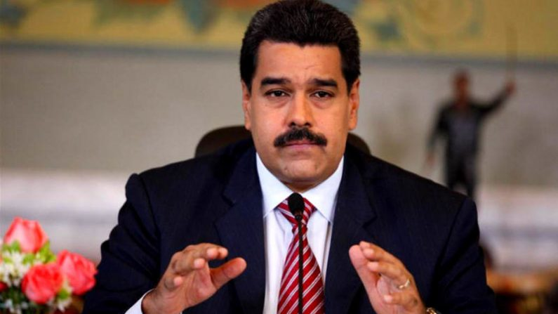 Presidente venezolano Nicolás Maduro (John Moore/Getty Images)