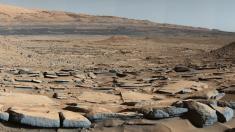 Un modelo calcula la radiación solar de Marte