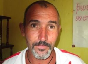 Vladimir Morera Bacallao, actualmente en huelga de hambre. El congresista republicano Mario Diaz-Balart también instó a las organizaciones de DDHH y a la Administración Obama a llamar la atención sobre su caso. (Cubanos por el mundo)
