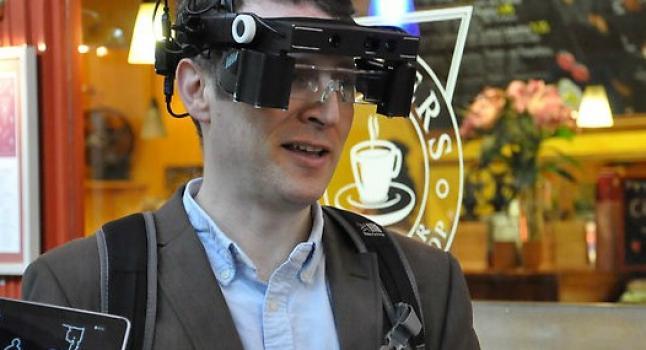 Oxford desarrolla gafas y lentes inteligentes para ciegos