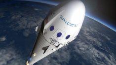 SpaceX llega con retraso a Estación Espacial