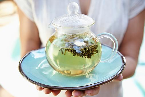 El té verde no es tan sólo una bebida deliciosa y saludable Foto: Trinette Reed/ Getty Images