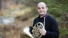 Qué se siente tocar corno francés junto con instrumentos chinos