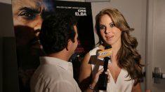 """Kate Del Castillo habló por primera vez sobre """"El Chapo"""" Guzmán"""
