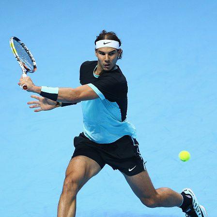 Rafael Nadal de España (Photo by Clive Brunskill/Getty Images)