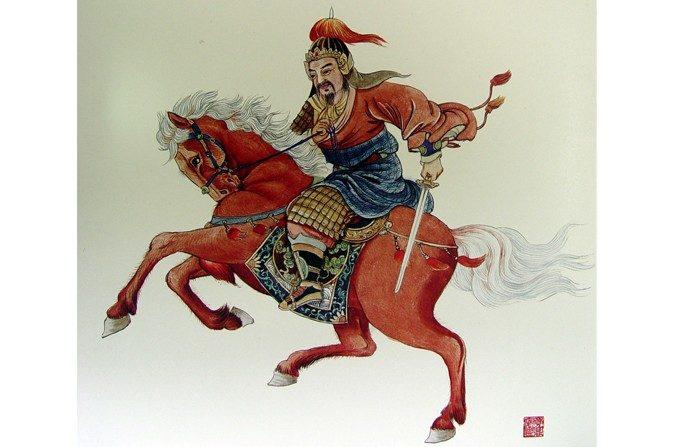 El emperador Yu el Grande. (artista desconocido/Dominio Público/WikimediaCommons)