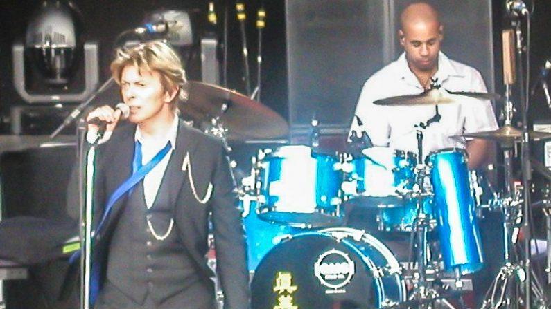 Sterling Campbell: El baterista de David Bowie se despide del genio de la música