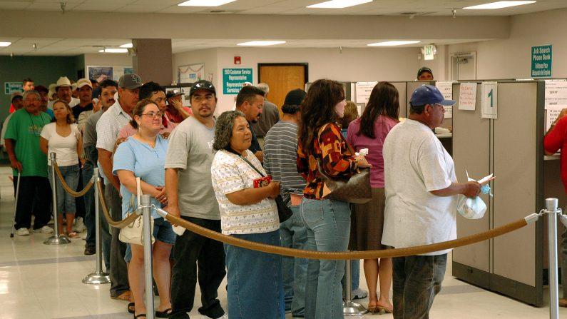 Estados Unidos aumentó sus cifras de empleo en 2015. (Michael Raphael/Wikimedia Commons)