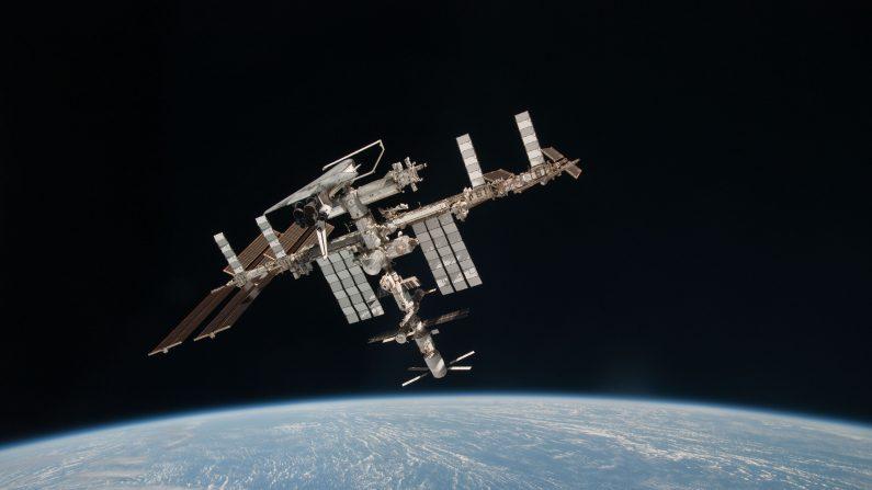(Paolo Nespoli - ESA/NASA via Getty Images)