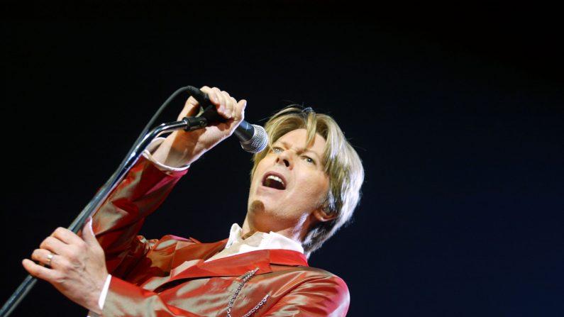 Adiós interestelar a David Bowie, el poeta del espacio. (MARTIN BUREAU/AFP/Getty Images)