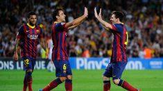 La emotiva carta de Xavi a Messi por su Balón de Oro 2015