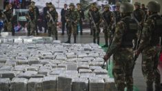Incautan en Bolivia 205 kilos de cocaína valuados en medio millón de dólares
