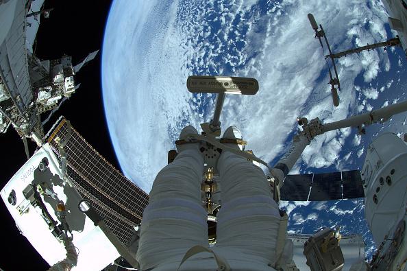 NASA anuncia nuevo contrato de abastecimiento a la ISS para tres compañías de EEUU. (Alexander Gerst / ESA via Getty Images)