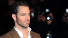 "Chris Pine, la estrella emergente de Hollywood estrenó ""The Finest Hours"""