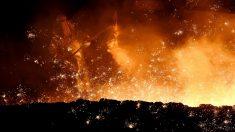 China es el mayor problema de la industria del acero de Argentina y México