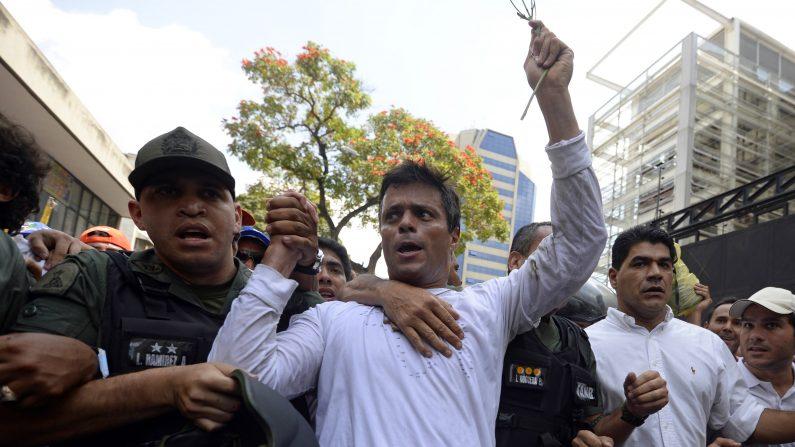 (Photo credit should read JUAN BARRETO/AFP/Getty Images)