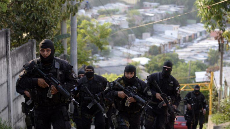 (Foto: Marvin RECINOS/AFP/Getty Images)