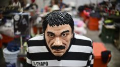 """Trasladaron al """"Chapo"""" Guzmán a otra prisión por temor de fuga"""