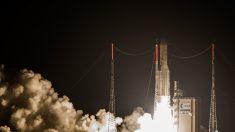 Ariane 5 lanza con éxito satélite de telecomunicaciones para América