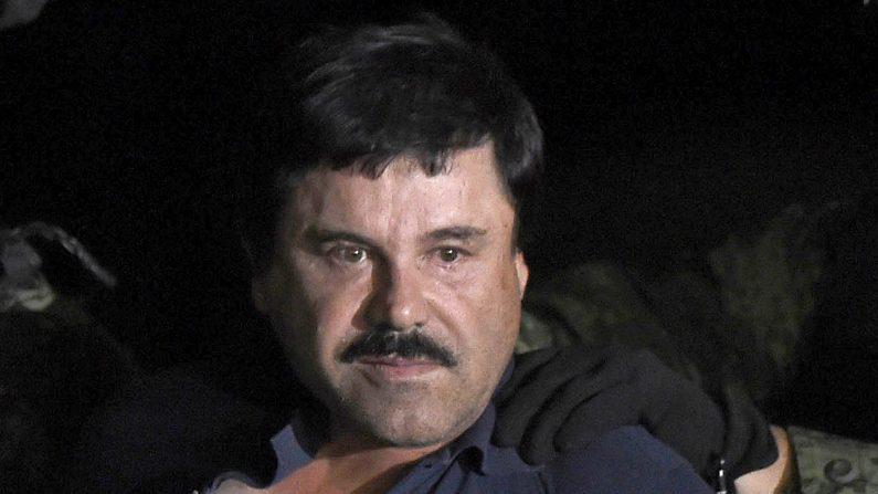 """""""El Chapo"""" (ALFREDO ESTRELLA/AFP/Getty Images)"""