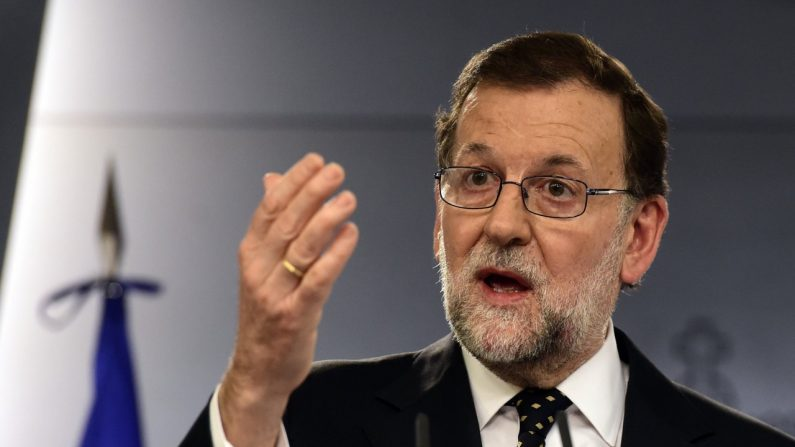 Mariano Rajoy (JAVIER SORIANO/AFP/Getty Images)