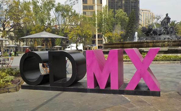 """Adiós al DF: La """"Ciudad de México"""" se emancipa y gana competencias de estado. (OMAR TORRES/AFP/Getty Images)"""