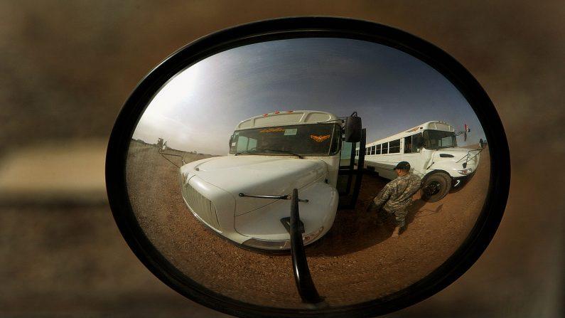 ¿Se acerca el fin de los retrovisores en los vehículos? (Wathiq Khuzaie /Getty Images)