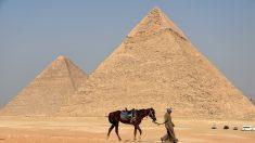 Las pirámides ¿tecnología de gigantes?