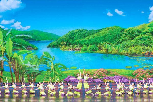 Los colores inspiradores de Shen Yun Performing Arts