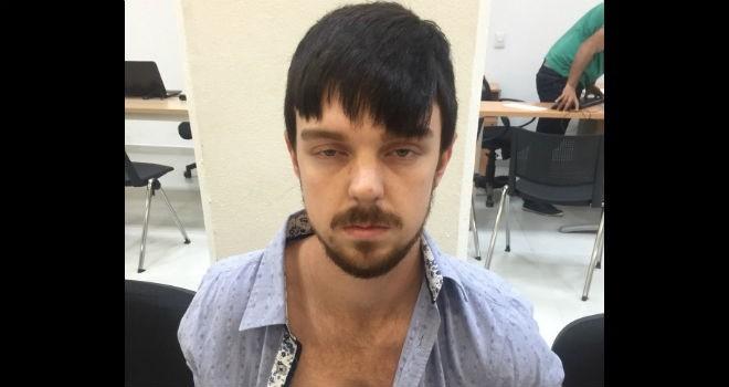Ethan Couch en una fotografía tomada por la policía después de su detención. Lo detienen mientras trataba de huir al joven con 'affluenza', la enfermedad de los niños ricos.
