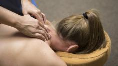 Terapia de liberación miofascial para el dolor de espalda, la postura y mucho más