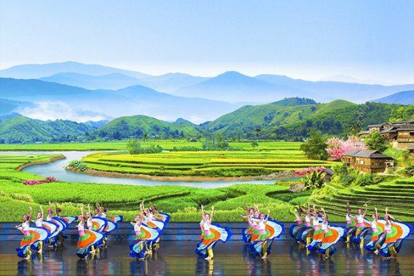 Shen Yun da vida a la diversidad cultural de China