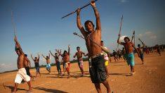 La voz indígena se levanta contra la extracción de petróleo en el Amazonas