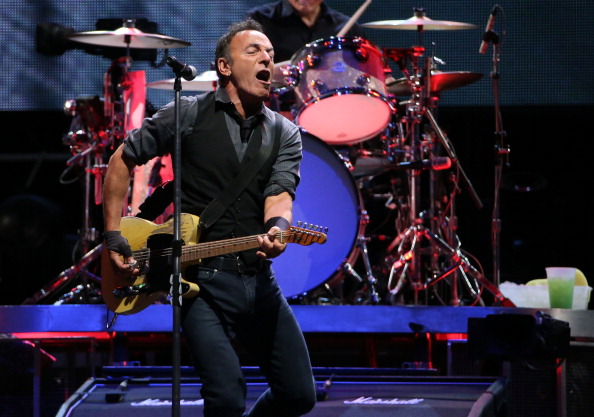 Bruce Springteen And The E Street Band Tour -  (Fiona Goodall/Getty Images)