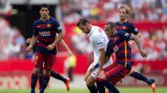Barcelona y Sevilla, a rematar su pase a la final de la Copa del Rey