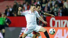 El Sevilla a la final de la Copa del Rey al golear al Celta (4-0) y Barcelona goleo al Valencia 7-0 (vídeos)