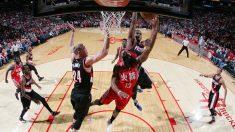 NBA: Lillard se desborda en triunfo de Portland ante los Houston Rockets