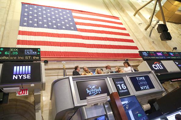 Bolsa de valores de Nueva York el 16 de febrero de 2016. (Brent N. Clarke/Getty)