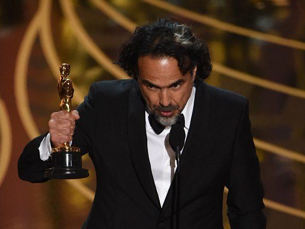 Director Alejandro Gonzalez Inarrit (MARK RALSTON/AFP/Getty Images)