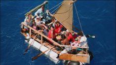 Cubanos y venezolanos, dos pueblos empujados al mar para escapar de la crisis