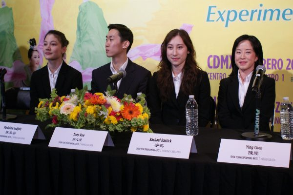 Shen Yun regresa a México con una gran producción totalmente nueva