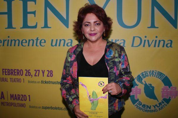 Shen Yun sigue fascinando al público mexicano