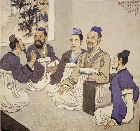 La mayor influencia del confucianismo se encuentra probablemente en la educación. (foto: Minghui.org)
