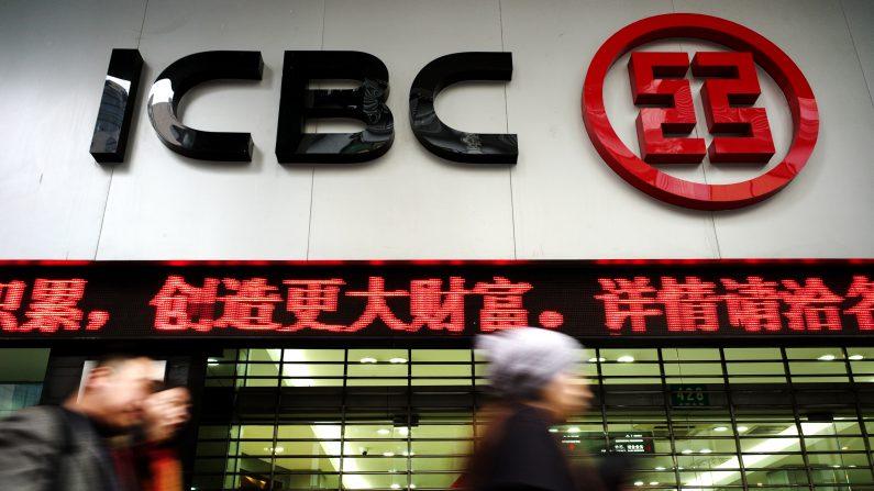 Banco chino ICBC acusado por lavado de dinero y fraude fiscal en España. (Foto: PHILIPPE LOPEZ/AFP/Getty Images)