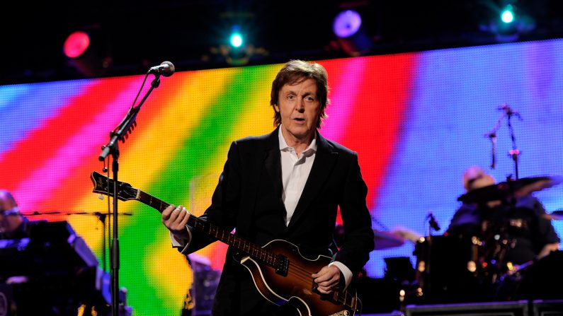 Paul McCartney (Foto: Larry Busacca/Getty Images For The Recording Academy)