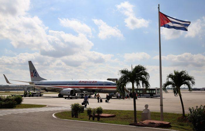 American Airlines anunció que reducirá sus vuelos a Cuba a partir de febrero de 2017. (Chip Somodevilla/Getty Images)