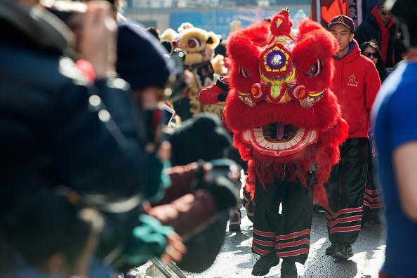 Festejos del Año Nuevo chino 4709: curiosidades y costumbres. (Foto por Bryan Thomas/Getty Images)